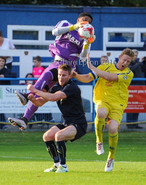 Guiseley V Barnsley: Pre-season friendly