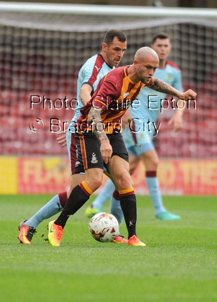 Bradford City V Burnley: Pre-season friendly
