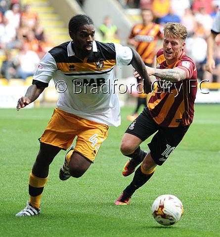 Bradford City V Portvale