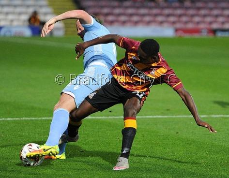 Bradford City V Stoke City