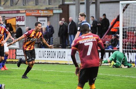 Bradford City V Rochdale