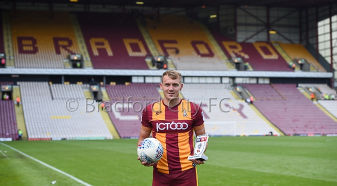 Bradford City v Bristol Rovers: match photos…