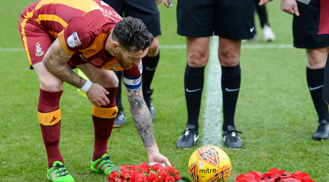 Bradford City V Plymouth Argyle: Match photos…